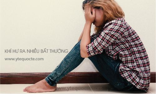 Khí hư bất thường là triệu chứng của những căn bệnh viêm nhiễm phụ khoa mà nữ giới dễ gặp phải